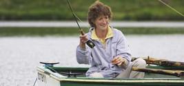Otby Lake, Otby - fishing