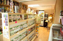 Tealby Shop, Tealby - interior