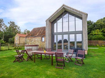 bluebell glade, tealby - front