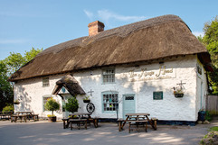The Kings Head, Tealby - front