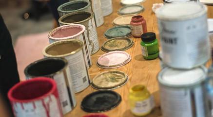 Bricktree Gallery - paint