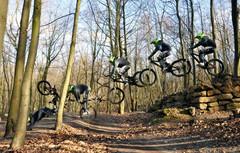Hamilton Hill, Freeride Park - jump