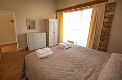 Ash Farm Barns - bedroom