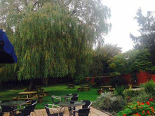 The Old Barn Tealby - garden