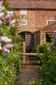 An old watermill, Tealby Thorpe