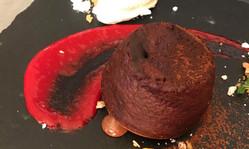 The Kings Head, Tealby - dessert
