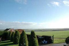 Wold View House, Tealby - view