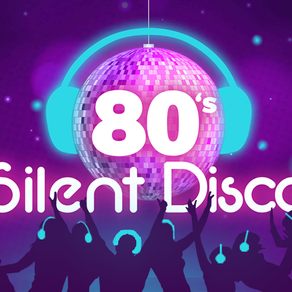 Friday, 26th October - 80's Silent Disco at Tealby Village Hall