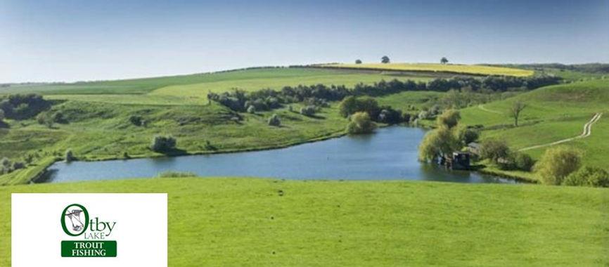 Otby Lake near Tealby
