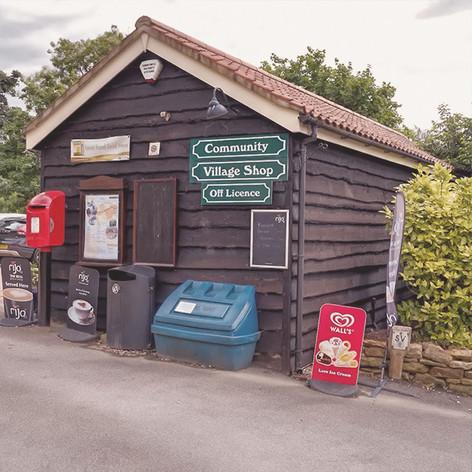 Tealby Village Shop