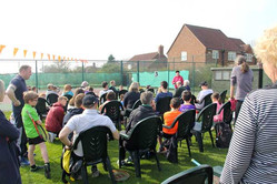 Tealby Tennis Club, Tealby - people