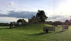 Hall Farm Park - fort