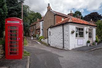 Tealby Village