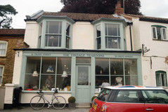The Vintage Tearooms, Tealby - front