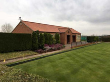 Tealby Tennis Club, Tealby - clubhouse