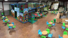 Hall Farm Park - softplay
