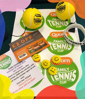 Tealby Tennis Club, Tealby - quorn