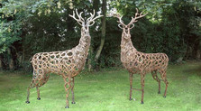 Tealby Metalcraft, Tealby - stags