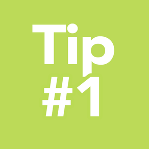 Tip#1 - Signing up to the website.