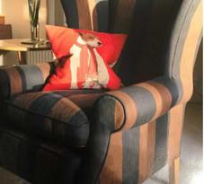 No.1 Kingsway, Tealby - armchair