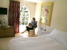 Pear Tree Cottage, Tealby - bedroom