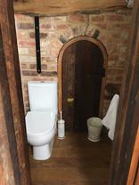 Horizon barn - toilet