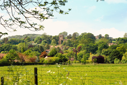 A view of Tealby