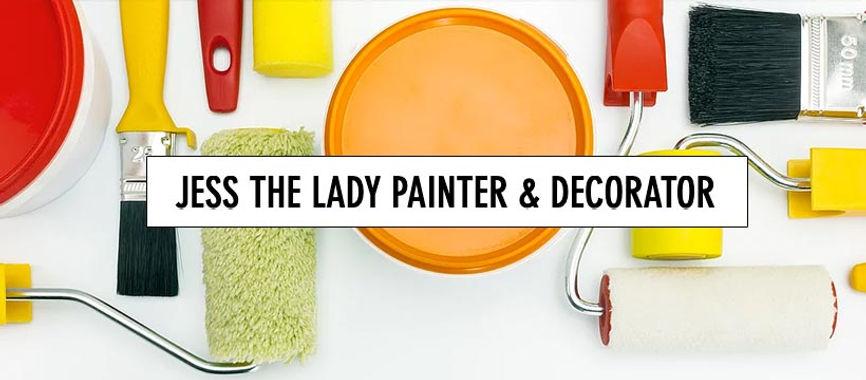 Jess the lady painter & decorator