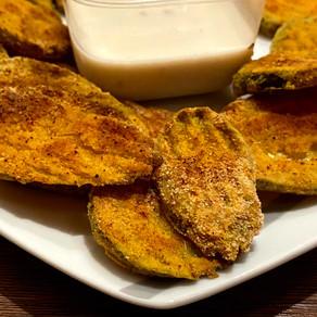 Air Fried Pickles
