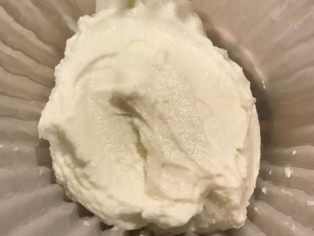 "Greek ""Cream Cheese"""