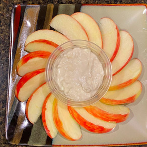 Carmel Apple Dip