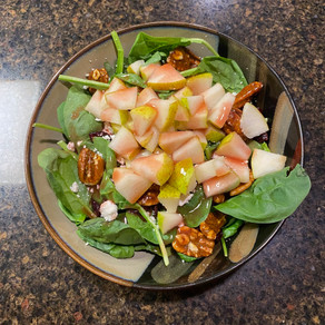 Pecan Pear Salad