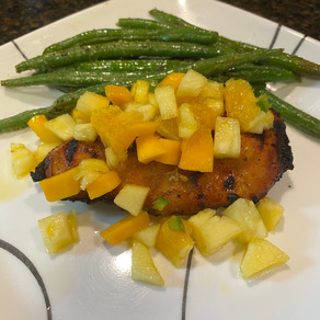 Tropical Grilled Chicken