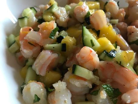 Malaysian Shrimp Chutney