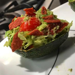 BLT Avocados