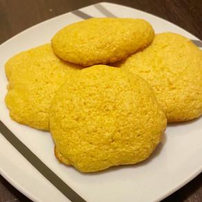 Skinny Lemon Cookies