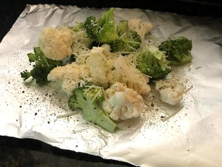 Parmesan Veggie Pouches