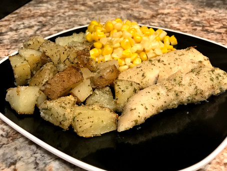 Ranch Chicken and Potatoes