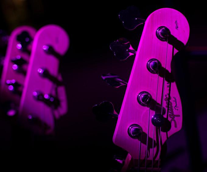Guitars at York Academy