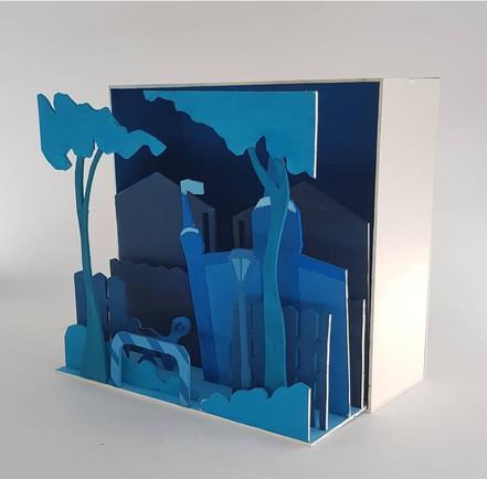 Diorama Ewan Loret