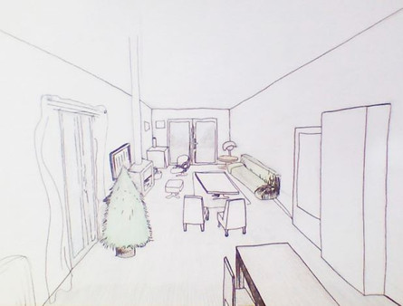 Anna Lapendry - dessin avant diorama.JPG