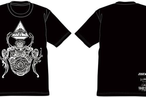 20周年ニューアルバムリリース記念▲神眼芸術コラボレーションTシャツ:メンズM
