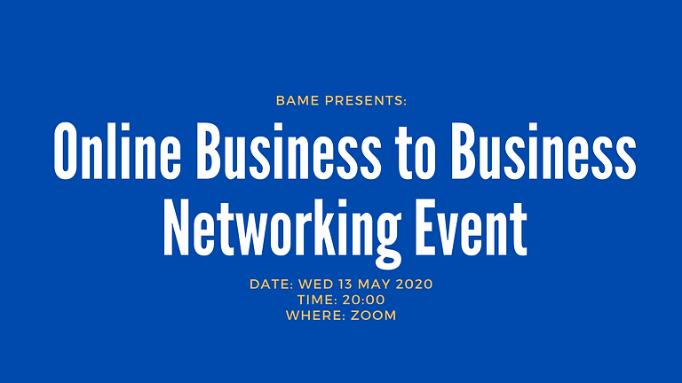 Online B2B Networking