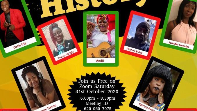 Lets Revel in Black History