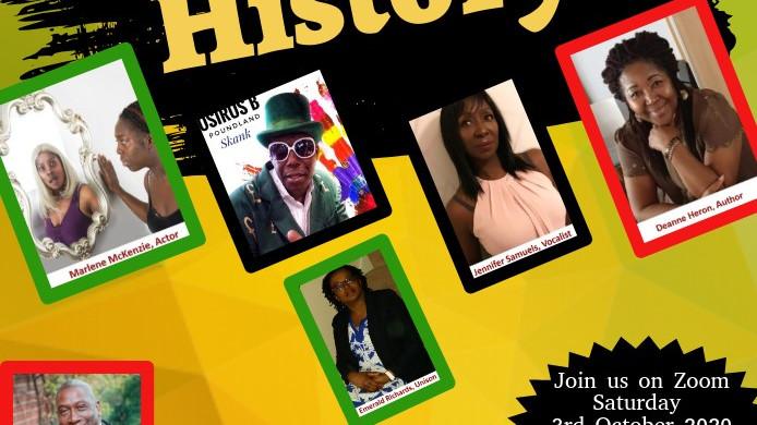 Let's Talk Black History