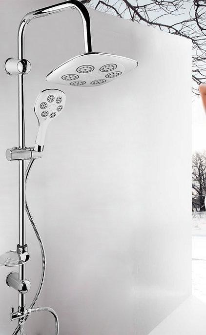 Vilas Felicita Tepe Robot Yağmurlama Duş Seti