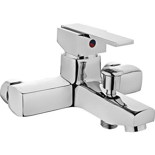 Vilas Trento Kare Mix Banyo Duş Bataryası