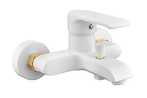 Vilas Emma Beyaz Gold Mix Duş Banyo Bataryası