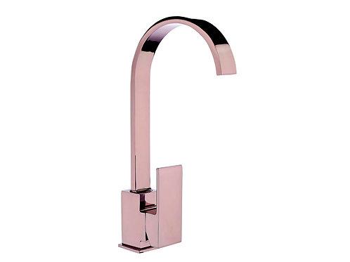 Vilas Siena Pink Mix Kuğu Mutfak Evye Bataryası