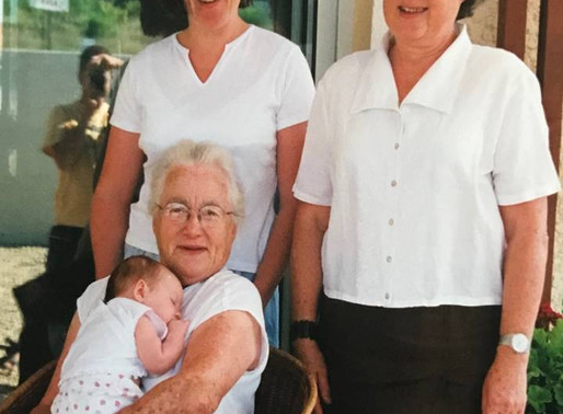 Our grandmothers' legacy - towards full gender equality; Enabling the next generation